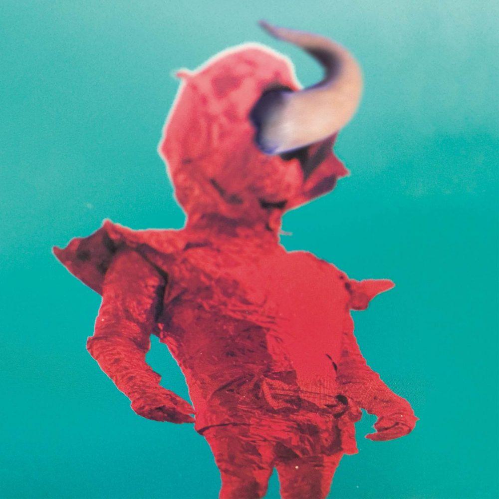 Harvey Rushmore & the Octopus. Futureman (2018) - LP